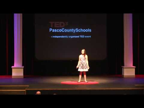 Poverty In America | Juliana Calanes | TEDxPascoCountySchools