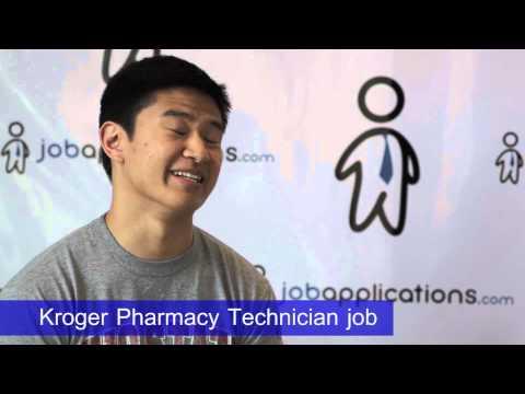 Kroger Interview - Pharmacy Technician