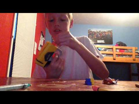 How to make your nerf reflex gun shoot real bullets: Nerf Modz