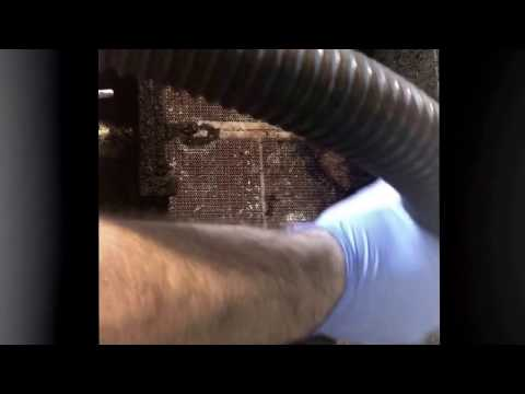 How to clean an Infrared Sear Burner