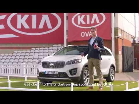 Kia Sponsors Cricket on Sky Sports - Idents