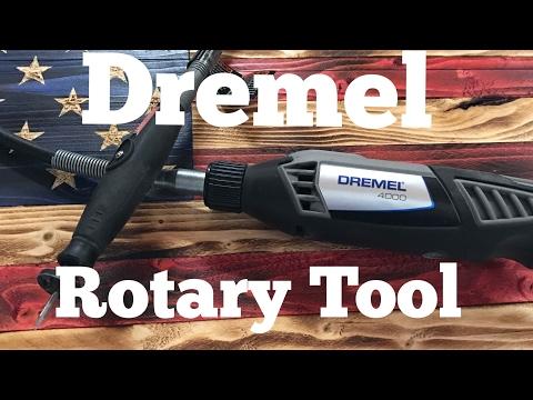 My Dremel Rotary Tool