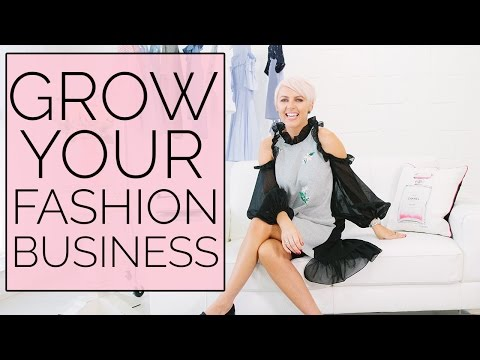 How to Grow a Fashion Styling Business Fast!