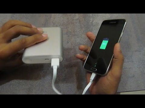 Xiaomi 10400 mAh Power bank: Unboxing and Overview