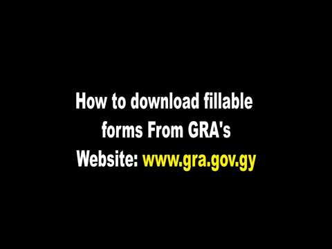 Demo on downloading the Income Tax Return 'Fillable PDF Version'