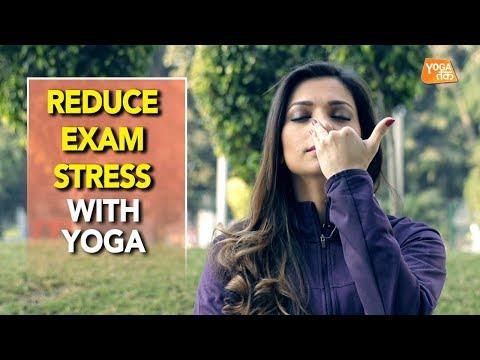 Kids Yoga | Yoga To Reduce Exam Stress | Anulom Vilom Pranayama | Yoga Tak