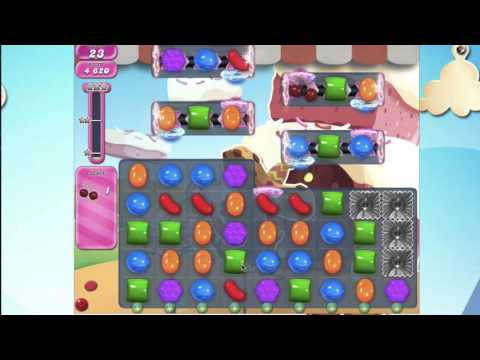 Candy Crush Saga Level 1642  HARD LEVEL