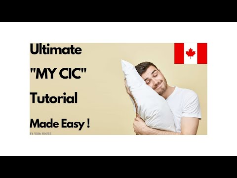How to make an online visa application on Citizenship and Immigration Canada