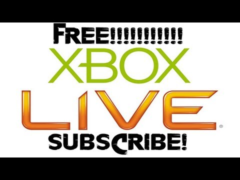 How to Get Xbox Live GOLD for FREE (NO DOWNLOADS, NO HACKS, NO SURVEYS OR ANYTHING!)
