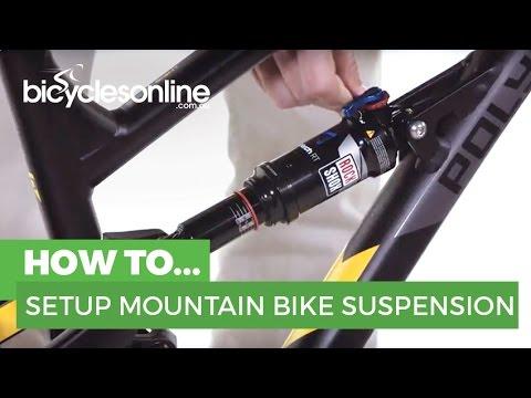 How to Setup Mountain Bike Suspension