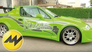 Tuning im Fast and the Furious-Style Die Tuner von Provotekk
