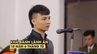 'Giang hồ sống ảo' Khá Bảnh trong giây phút lãnh án 10 năm 6 tháng tù