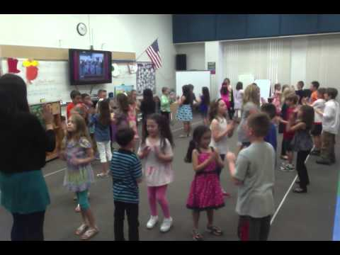 Patty Cake Polka -  General Music Class