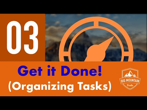 Organizing Your Project: How To Get Things Done - Part 3 - Itinerary App