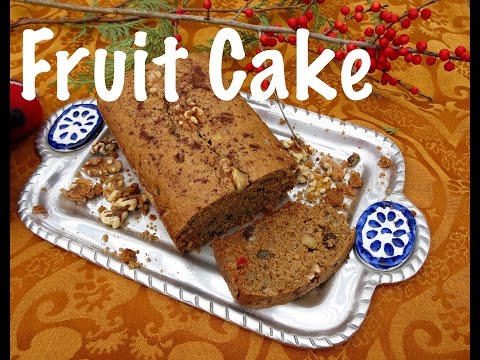 Spiced Fruit Cake | The Frugal Chef
