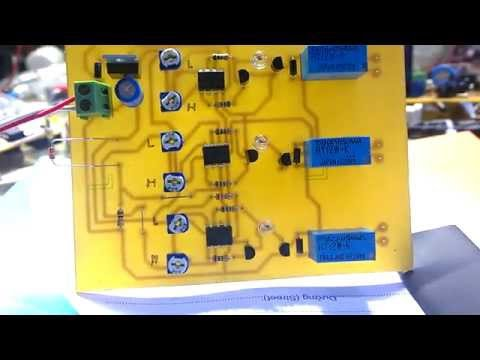 minhdt - mạch so sánh cửa sổ (window comparator circuit)