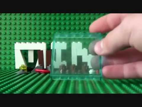 Mini Series: How To Build A Mini Lego Harbor With Lighthouse