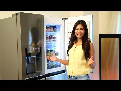 HOW TO ORGANIZE YOUR REFRIGERATOR TO STAY HEALTHY