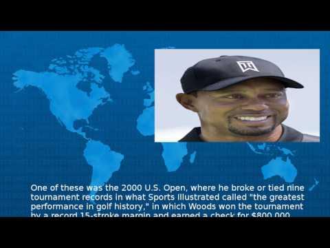 Tiger Woods  - Wiki