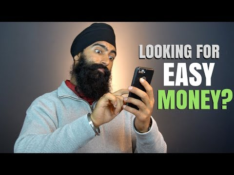 Looking For Easy Money? Well...