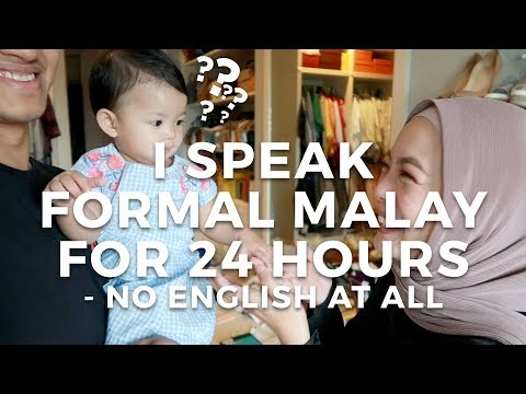 Xxx Mp4 I Speak Full On Formal Malay For 24 Hours No English Words AT ALL Vivy Yusof 3gp Sex