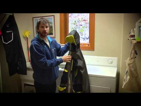 Salomon Ski Wear - How to Wash