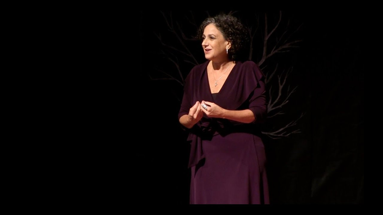 What every new parent should know: Diana Eidelman at TEDxBGU