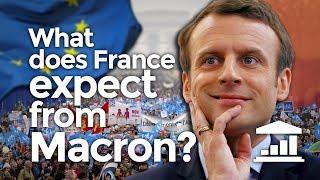 Can MACRON save FRANCE from its CRISIS? - VisualPolitik EN