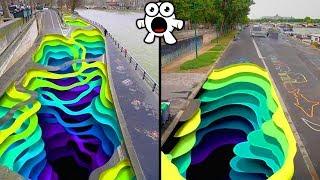 Creative Street Art From Around The World