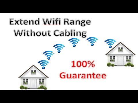 How To Connect Two Routers Without Cable To Extend Wifi Range Wireless Distribution System Explained