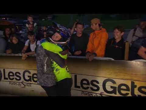 Crankworx Les Gets - RockShox Les Gets Pump Track Challenge Recap