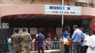 Mission Mangal Public Review .LIVE   GAIETY GALAXY