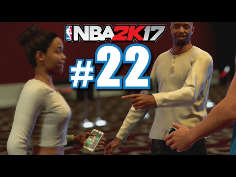 GETTING A GIRLFRIEND! | NBA 2K17 | MyCareer #22