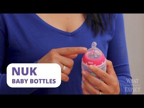 Why Moms Love NUK Baby Bottles