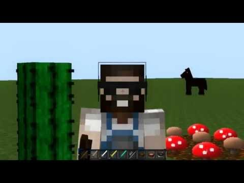 Minecraft~Textura #TheFeezyRP pvp/hg (primeiro video)