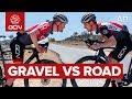 Road Bike Vs Gravel Bike Jebel Shams Epic Ride Oman