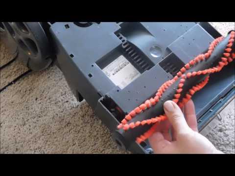 Bissell Powersteamer Proclean belt replacement
