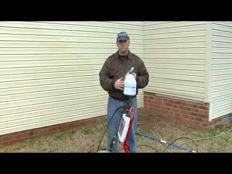 About Power Washer Soap for Siding