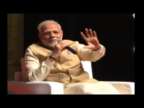 PM Shri Narendra Modi Interacts with students of Nanyang Technical University in Singapore