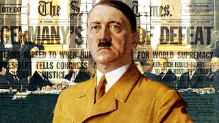 Hitler's Anger: The Nazi Violation Of The Treaty Of Versailles   Total War   War Stories