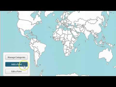 WordPress World Map Plugin