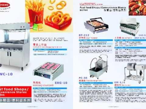 Fryking western kitchen equipment/Catering equipment/food service equipment/
