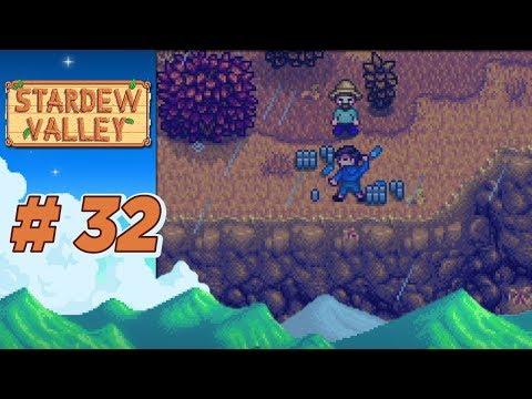 Stardew Valley :: Ep 32 - A Melancholy Encounter...