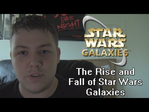 The Rise and Fall of Star Wars Galaxies