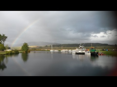 Great Glen Canoe Trail - Fort William to Inverness, kayaking.