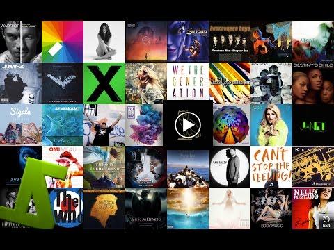 How to set iTunes Albums as Screensaver
