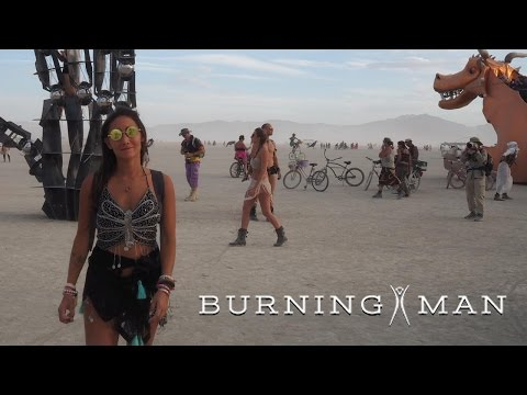 Burning Man - 2016 | cizenbayan