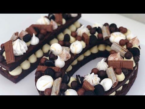 TRENDING Cookie/Number CAKE!