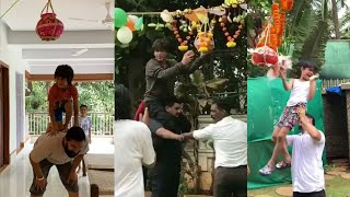 Aamir Khan, Shahrukh Khan, Shilpa Shetty Cutest Dahi Handi 2019 | INSIDE VIDEO