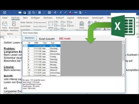 Solved: Excel is slow when Using Excel Range Cells Values Interop C# or VBA